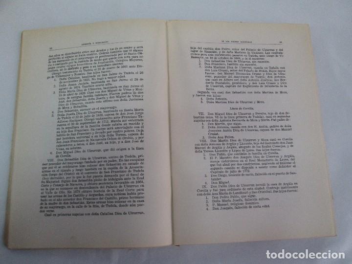 Libros de segunda mano: ARMERIA Y NOBILIARIO DE LOS REINOS ESPAÑOLES. TOMO I-II-III-IV. EDICIONES HIDALGUIA. VER FOTOS - Foto 25 - 110671631