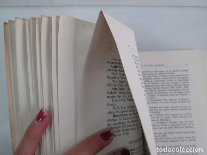 Libros de segunda mano: ARMERIA Y NOBILIARIO DE LOS REINOS ESPAÑOLES. TOMO I-II-III-IV. EDICIONES HIDALGUIA. VER FOTOS - Foto 32 - 110671631