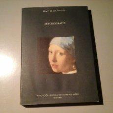 Libros de segunda mano: JUANA DE LOS ÁNGELES. AUTOBIOGRAFÍA. PRIMERA EDICIÓN 2001. MÍSTICA. DEMONOLOGÍA.. Lote 110685419