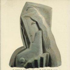 Libros de segunda mano: HENRI LAURENS (1885-1954). ESCULTURES I DIBUIXOS -CATÀLEG EXPO MUSEU PICASSO-. Lote 110712411