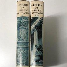 Libros de segunda mano: HISTORIA DE ESAÑA ILUSTRADA. SOPENA. BARCELONA 1978. . Lote 110751883