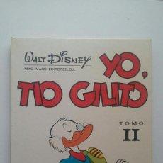 Libros de segunda mano: YO, TIO GILITO TOMO II - WALT DISNEY (MAS IVARS, 1974). Lote 110796403