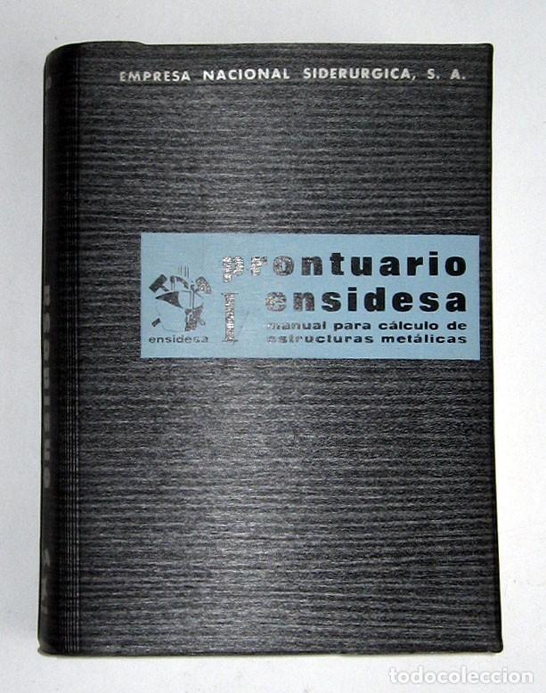PRONTUARIOS ENSIDESA PDF DOWNLOAD