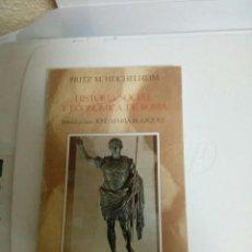 Libros de segunda mano: HISTORIA SOCIAL Y ECONÓMICA DE ROMA: (DESDE LA ÉPOCA DE LOS REYES HASTA BIZANCIO) - HEICHELHEIM, FRI. Lote 110874767