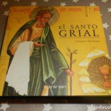 Libros de segunda mano: LIBRO - EL SANTO GRIAL - EVERGREEN 2004 151 PÁGINAS 16 X 16 CM SANGEET DUCHANE ISBN-10:3-8228-1643. Lote 110877403