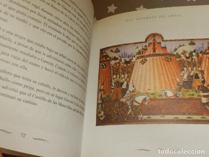 Libros de segunda mano: Libro - El santo Grial - Evergreen 2004 151 páginas 16 x 16 cm Sangeet Duchane ISBN-10:3-8228-1643 - Foto 4 - 110877403