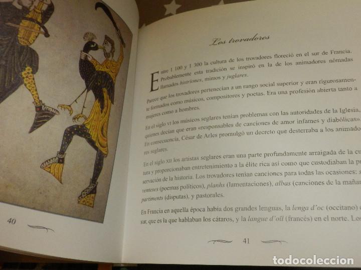 Libros de segunda mano: Libro - El santo Grial - Evergreen 2004 151 páginas 16 x 16 cm Sangeet Duchane ISBN-10:3-8228-1643 - Foto 6 - 110877403