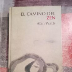 Libros de segunda mano: EL CAMINO DEL ZEN - ALAN WATTS. Lote 110954579