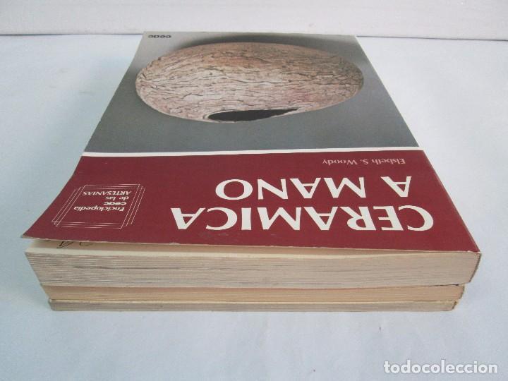 Libros de segunda mano: CERAMICA A MANO. CERAMICA CREATIVA. CERAMICA Y ALFARERIA POPULARES DE ESPAÑA. 3 LIBROS. VER FOTOS - Foto 5 - 110982387