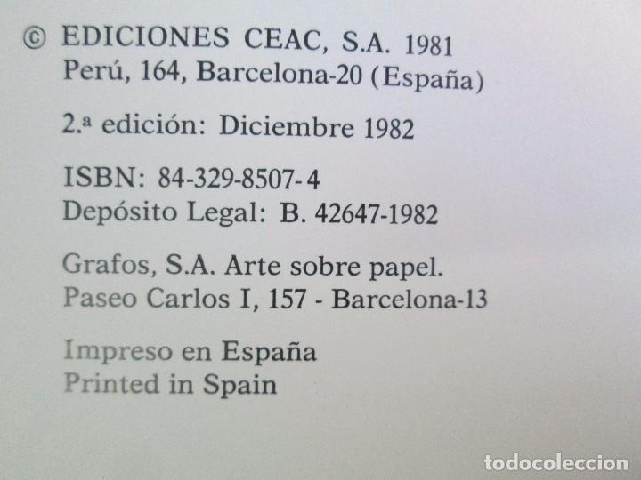 Libros de segunda mano: CERAMICA A MANO. CERAMICA CREATIVA. CERAMICA Y ALFARERIA POPULARES DE ESPAÑA. 3 LIBROS. VER FOTOS - Foto 8 - 110982387