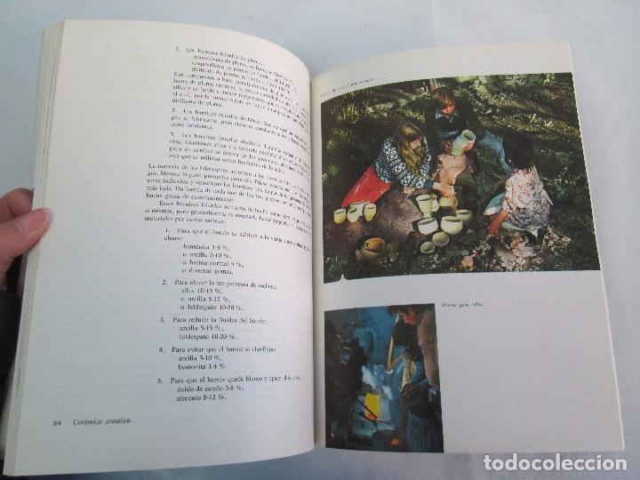 Libros de segunda mano: CERAMICA A MANO. CERAMICA CREATIVA. CERAMICA Y ALFARERIA POPULARES DE ESPAÑA. 3 LIBROS. VER FOTOS - Foto 25 - 110982387