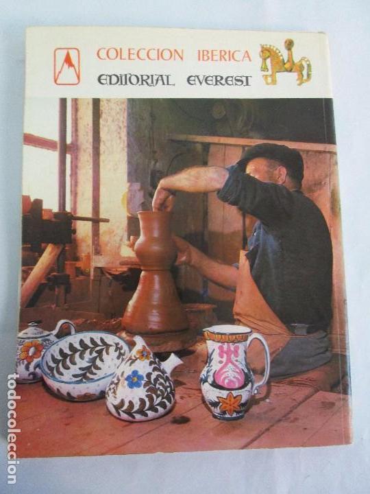 Libros de segunda mano: CERAMICA A MANO. CERAMICA CREATIVA. CERAMICA Y ALFARERIA POPULARES DE ESPAÑA. 3 LIBROS. VER FOTOS - Foto 35 - 110982387