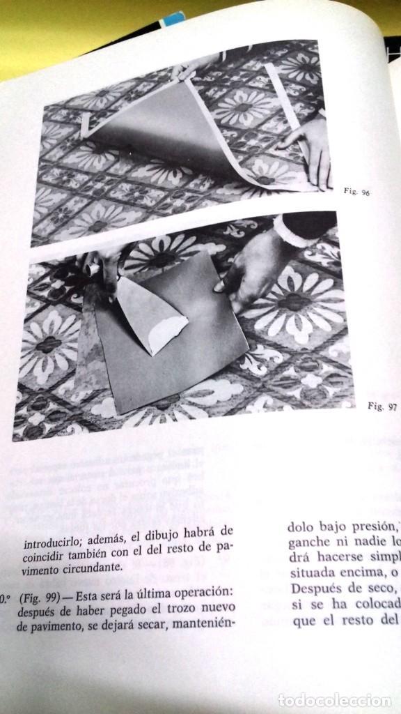 Libros de segunda mano: Enciclopedia Bricolaje CEAC 5 vol fontaneria electricidad pintura carpinteria tapizado. - Foto 9 - 111064603