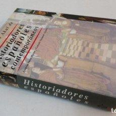 Libros de segunda mano: 2002 - PEIRÓ MARTÍN - DICCIONARIO AKAL DE HISTORIADORES ESPAÑOLES CONTEMPORÁNEOS. Lote 111091779