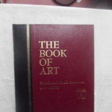 Libros de segunda mano: BRITISH AND NORTH AMERICAN ART TO 1900 - THE BOOK OF ART Nº 6. Lote 111173743