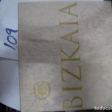 Libros de segunda mano: LIBRO HISTORIA BIZKAIA (TRADUCCION VASCO-CASTELLANO). Lote 111186771