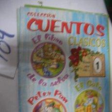 Libros de segunda mano: CUENTOS CLASICOS. Lote 111186911