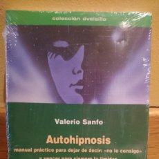 Libros de segunda mano: AUTOHIPNOSIS VALERIO SANFO. Lote 111315918