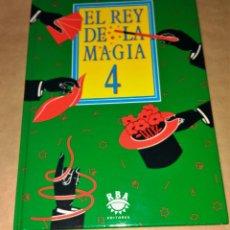 Libros de segunda mano: EL REY DE LA MAGIA Nº 4 RBA. Lote 111389739