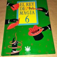 Libros de segunda mano: EL REY DE LA MAGIA Nº 6 RBA. Lote 111389767