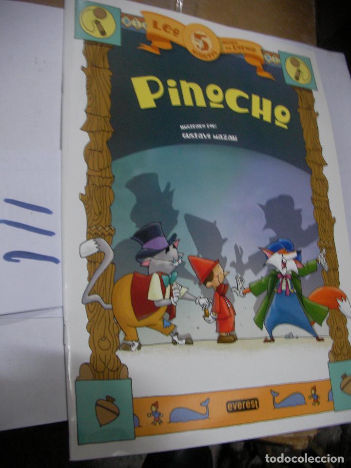PINOCHO - ENVIO INCLUIDO A ESPAÑA (Libros de Segunda Mano - Literatura Infantil y Juvenil - Otros)