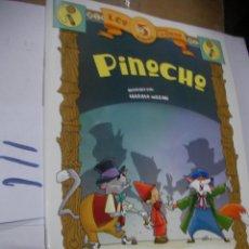 Libros de segunda mano: PINOCHO - ENVIO INCLUIDO A ESPAÑA. Lote 111448311