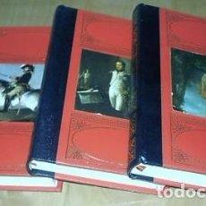 Libros de segunda mano: GUERRA DE LA INDEPENDENCIA VOL I, II Y III CONDE DE TORENO 1974 (AMIGOS DE LA HISTORIA). Lote 111475431