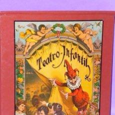 Libros de segunda mano: TEATRO INFANTIL CUATRO ESCENAS PARA LA INFANCIA.. Lote 111515455