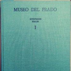 Libros de segunda mano: INVENTARIOS REALES I : TESTAMENTARÍA DEL REY CARLOS II, 1701-1703 / GLORIA FERNÁNDEZ BAYTON. 1975. Lote 111531107