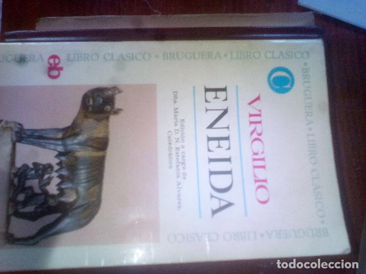 VIRGILIO - LA ENEIDA (Libros de Segunda Mano (posteriores a 1936) - Literatura - Otros)