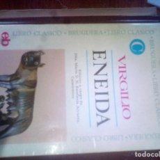 Libros de segunda mano: VIRGILIO - LA ENEIDA. Lote 144326450