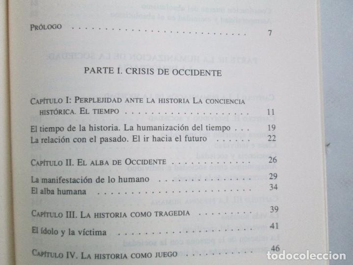 Libros de segunda mano: MARIA ZAMBRANO. 4 LIBROS: LA RAZON EN LA SOMBRA. FILOSOFIA Y POESIA. PERSONA Y DEMOCRACIA... - Foto 11 - 111587059