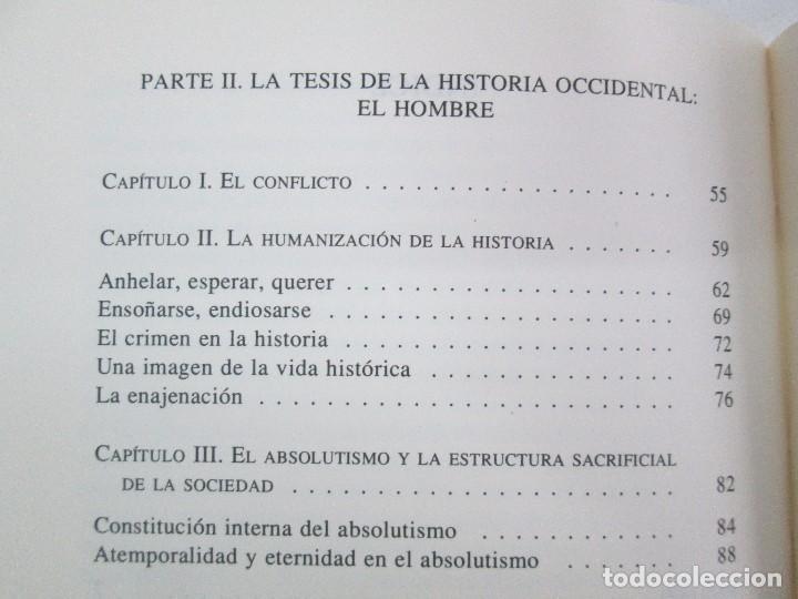 Libros de segunda mano: MARIA ZAMBRANO. 4 LIBROS: LA RAZON EN LA SOMBRA. FILOSOFIA Y POESIA. PERSONA Y DEMOCRACIA... - Foto 12 - 111587059
