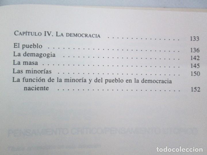 Libros de segunda mano: MARIA ZAMBRANO. 4 LIBROS: LA RAZON EN LA SOMBRA. FILOSOFIA Y POESIA. PERSONA Y DEMOCRACIA... - Foto 14 - 111587059