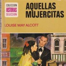 Second hand books - AQUELLAS MUJERCITAS - LOUISE MAY ALCOTT - EDITORIAL BRUGUERA 1979 - 111594503