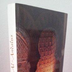 Libros de segunda mano: CAMINOS DE AL-ANDALUS - ALFONSO MARTINEZ - EDITORIAL ALYMAR 2011. Lote 111634383