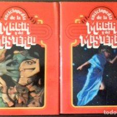 Libros de segunda mano: ENCICLOPEDIA DE LA MAGIA Y DEL MISTERIO 2 TOMOS. Lote 111665707