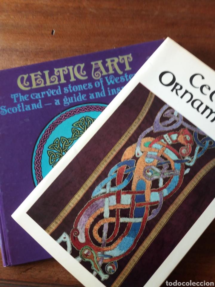 CELTIC ART - ORNAMENT 1979 (Libros de Segunda Mano - Bellas artes, ocio y coleccionismo - Otros)