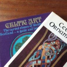 Libros de segunda mano: CELTIC ART - ORNAMENT 1979. Lote 111678719
