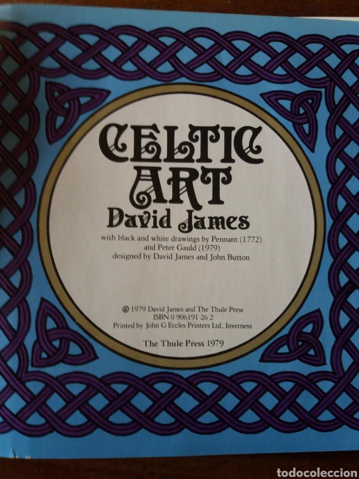 Libros de segunda mano: Celtic art - Ornament 1979 - Foto 2 - 111678719