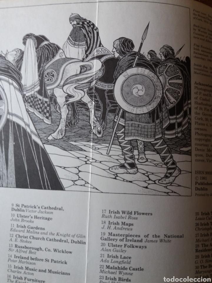 Libros de segunda mano: Celtic art - Ornament 1979 - Foto 10 - 111678719