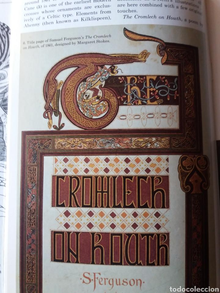 Libros de segunda mano: Celtic art - Ornament 1979 - Foto 11 - 111678719