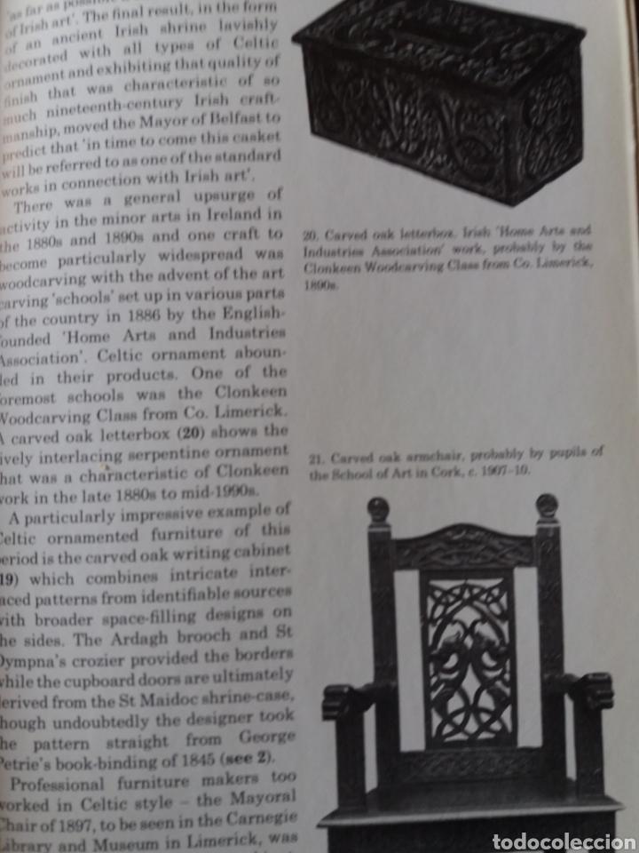 Libros de segunda mano: Celtic art - Ornament 1979 - Foto 13 - 111678719