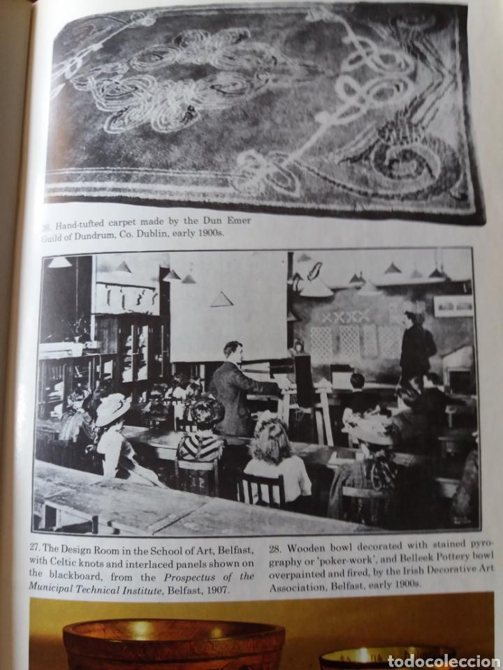 Libros de segunda mano: Celtic art - Ornament 1979 - Foto 14 - 111678719