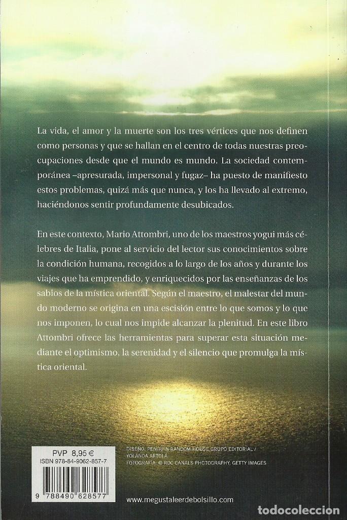Libros de segunda mano: Mario Attombri-Vida,Amor,Muerte.Penguin Ramdom House.2015. - Foto 2 - 111713651