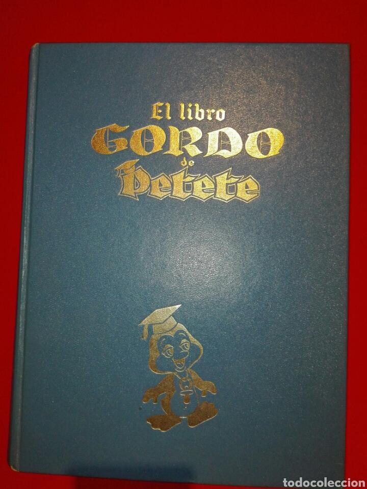 LIBRO GORDO DE PETETE TOMO 1 (Libros de Segunda Mano - Literatura Infantil y Juvenil - Otros)