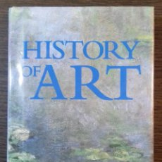 Libri di seconda mano: HISTORY OF ART ED PARRAGON BOOK 2002. Lote 111761863