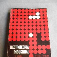 Libros de segunda mano - ELECTROTECNIA INDUSTRIAL - 111811375