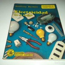 Libros de segunda mano: ELECTRICIDAD EN EL HOGAR-ENCICLOPEDIA DE TRABAJOS CASEROS-. Lote 111899291