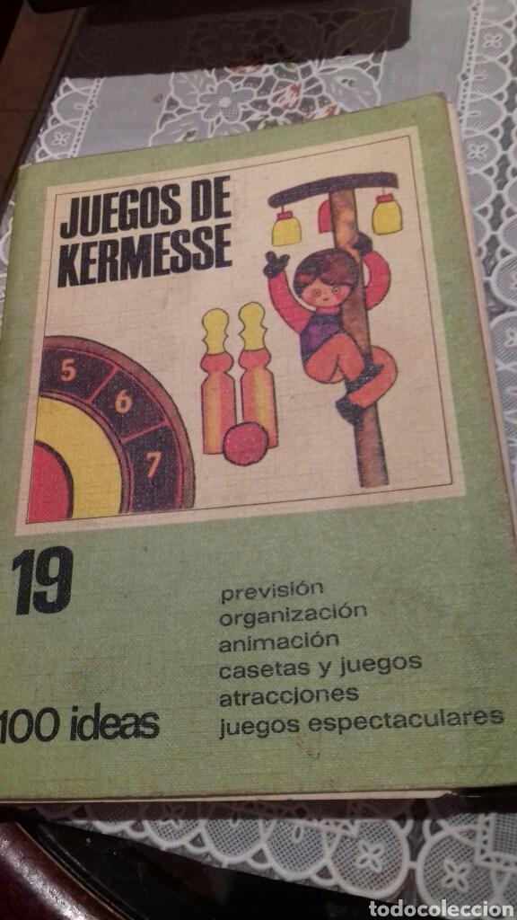Juegos De Kermesse 100 Ideas 1973 Comprar En Todocoleccion 111918750